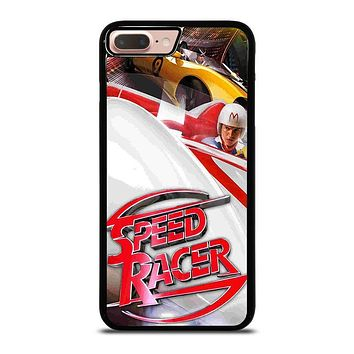 SPEED RACER ON RACE iPhone 8 Plus Case Cover