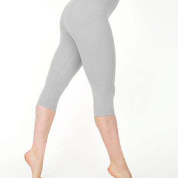 Bohocotol 2017 Women Brand New Fashion Candy Solid Colour Stretched Legging Casual Fitness 7 Point workout Leggings Capris