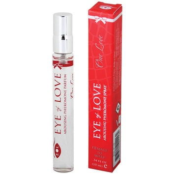 Eye Of Love Parfum - One Love (10ml)