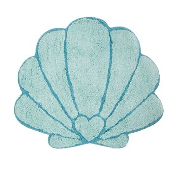 Mermaid Shell Rug