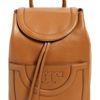 Tory Burch 'Serif T' Leather Backpack | Nordstrom