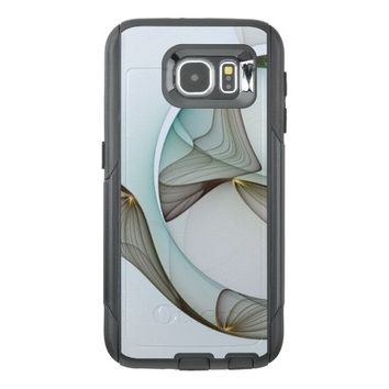Fractal Abstract Elegance OtterBox Samsung Galaxy S6 Case