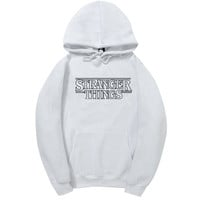 Stranger Things White Hoodie