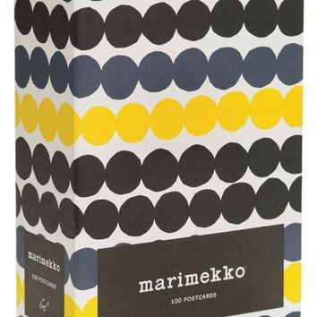 Chronicle Books 100-Pack Marimekko Postcards | Nordstrom