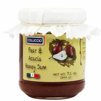 Pear and Acacia Honey Jam by Coluccio 7.1 oz