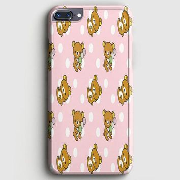 Rilakkuma Cute iPhone 8 Plus Case | casescraft