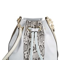 Rebecca Minkoff 'Sydney' Bucket Bag - Blue