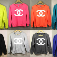 ZS CC Colorful Sweatshirt