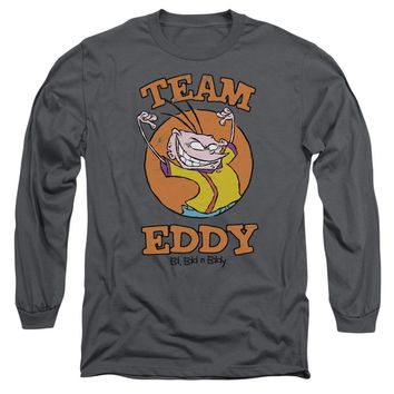 Ed Edd N Eddy - Team Eddy Long Sleeve Adult 18/1