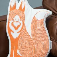 ModCloth Eco-Friendly Magic Trickster Pillow