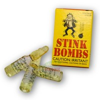 Glass Stink Bombs, Liquid Stink Bomb,Stink Pranks | HaHaPrank.com - Hahaprank.com, LLC