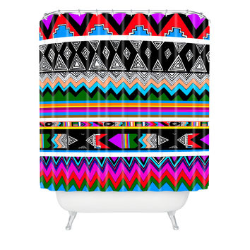 Kris Tate Wipil 4 Shower Curtain