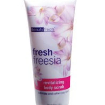 Freesia Body Scrub