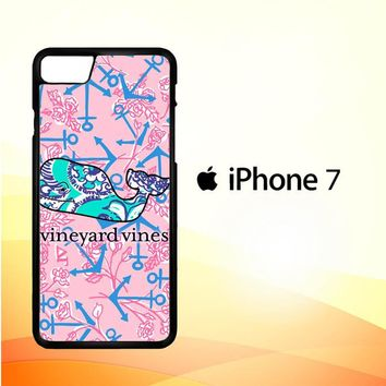Lilly Pulitzer Vineyard Vines E1375 iPhone 7 Case