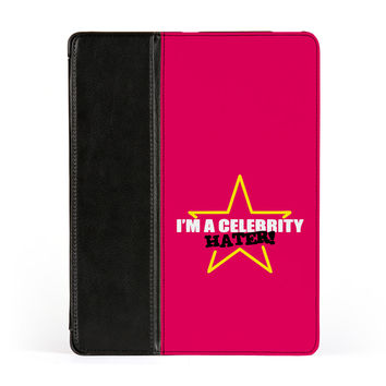 Celebrity Hater PU Leather Case for iPad 2/3/4 by Chargrilled