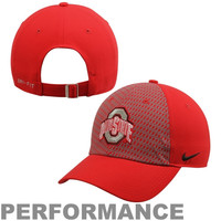 Nike Ohio State Buckeyes Heritage 86 Performance Adjustable Hat - Scarlet