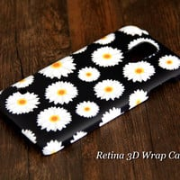 Daisy Floral Painting Samsung Galaxy S5/S4/S3/Note 3/Note 2 Protective  Case