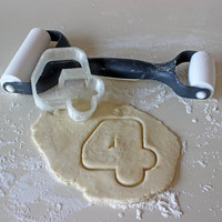 Cookie Cutter - Any Number - Perfect for Birthday, Anniversary, Reunion Party. 1st 2nd 3rd 4th 5th 6th 7th 8th 9th 10th and more numbers.
