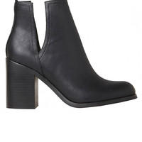 Lipstik Shoes - Nerro Boot - Black