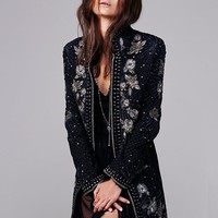 Marani Embellished Coat