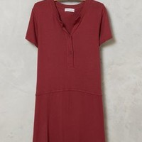 Seamed Henley Chemise by Lacausa