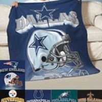 NFL Fleece Throws