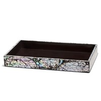 Mother of Pearl Bath Tray