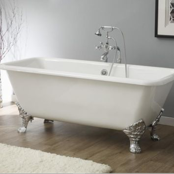 Buy Cheviot Spencer Cast Iron Bathtub