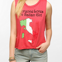 Le Shirt Everyone Loves An Italian Girl Tee