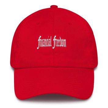 Fiancial Freedom hats
