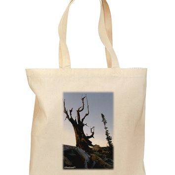 Colorado Mountain Scenery Grocery Tote Bag by TooLoud