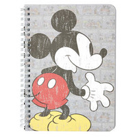 Mickey Mouse Notebook - Multi