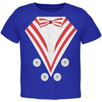 PEAPGQ9 Halloween Uncle Sam Costume Toddler T Shirt