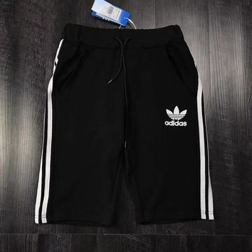 Adidas Women Men Sports Running Shorts