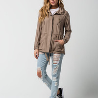 ASHLEY Ray Womens Anorak Jacket | Jackets
