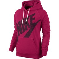 Nike Women's Rally Mezzo Logo Hoodie - Dick's Sporting Goods