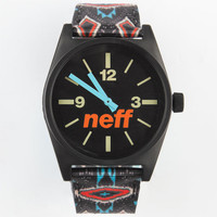 Neff Daily Woven Watch Tribal Beach One Size For Men 24029614901