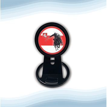 Belarus knight Universal Wireless Charger with Bult in Stand