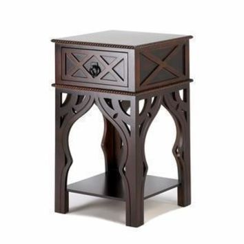 MOROCCAN-STYLE SIDE TABLE