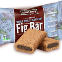 Nature's Bakery Whole Wheat Blueberry Fig 2 oz Bars - Pack of 12