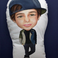 Austin Mahone Pillow Doll