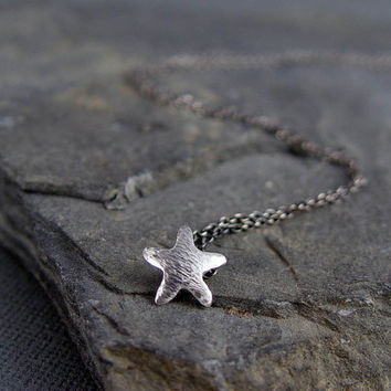 Starfish Drop Beach jewelry Ocean Jewelry Star by HapaGirls