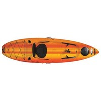 Academy heritage angler 10 39 sit on top from academy summer for Academy sports fishing kayaks