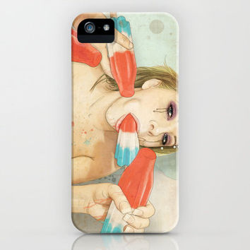 Bombs Away iPhone Case by Keith P. Rein | Society6