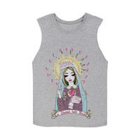 Holy Chic Muscle Tee