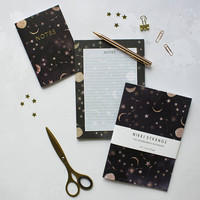 Constellations stationery set