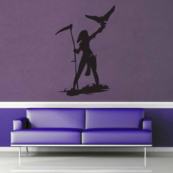 Ranger Silhouette - Wall Decal - No 1$8.95