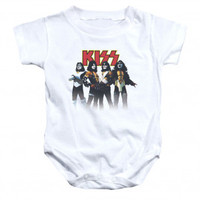 KISS Throwback Pose Bodysuit - Children - Rockabilia