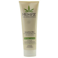 Hempz Sensetive Skin Herbal Body Wash 8.5 Oz