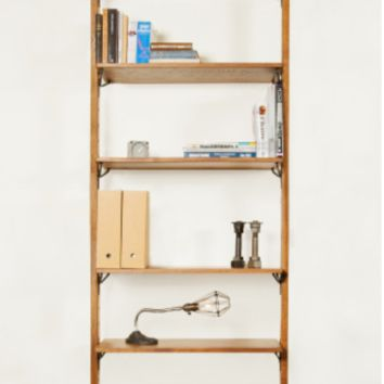 "Nuevo Living Theo Wall Unit 32"" Shelves"